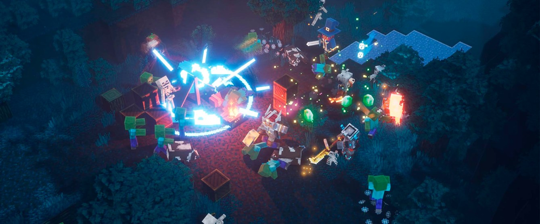 Minecraft Dungeons Análisis Texto 2