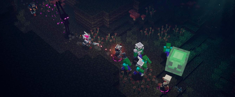 Minecraft Dungeons Análisis Texto 3