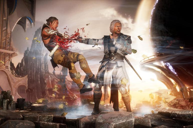 gameplay Mortal Kombat 11: Aftermath