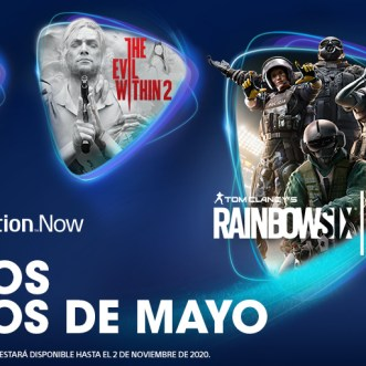 PlayStation Now mayo 2020