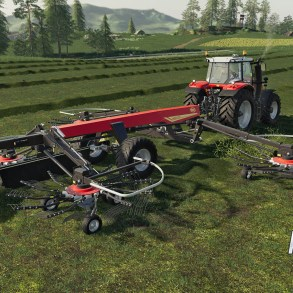 Kverneland Vicon Farming Simulator 19