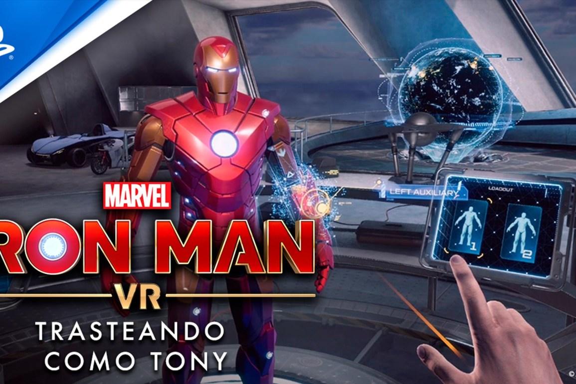 Experiencia Iron Man