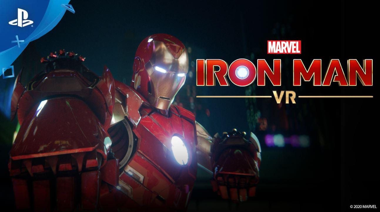 tráiler Iron Man VR