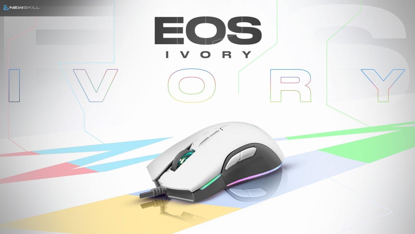 Newskill Eos Ivory