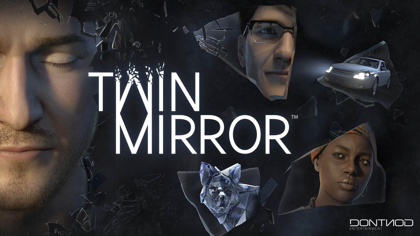 Twin Mirror Art