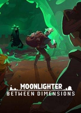 moonlighter between dimensions cover