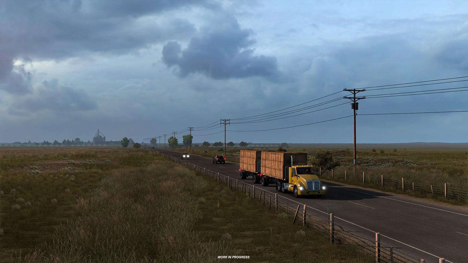 American Truck Simulator Colorado Llanuras 2