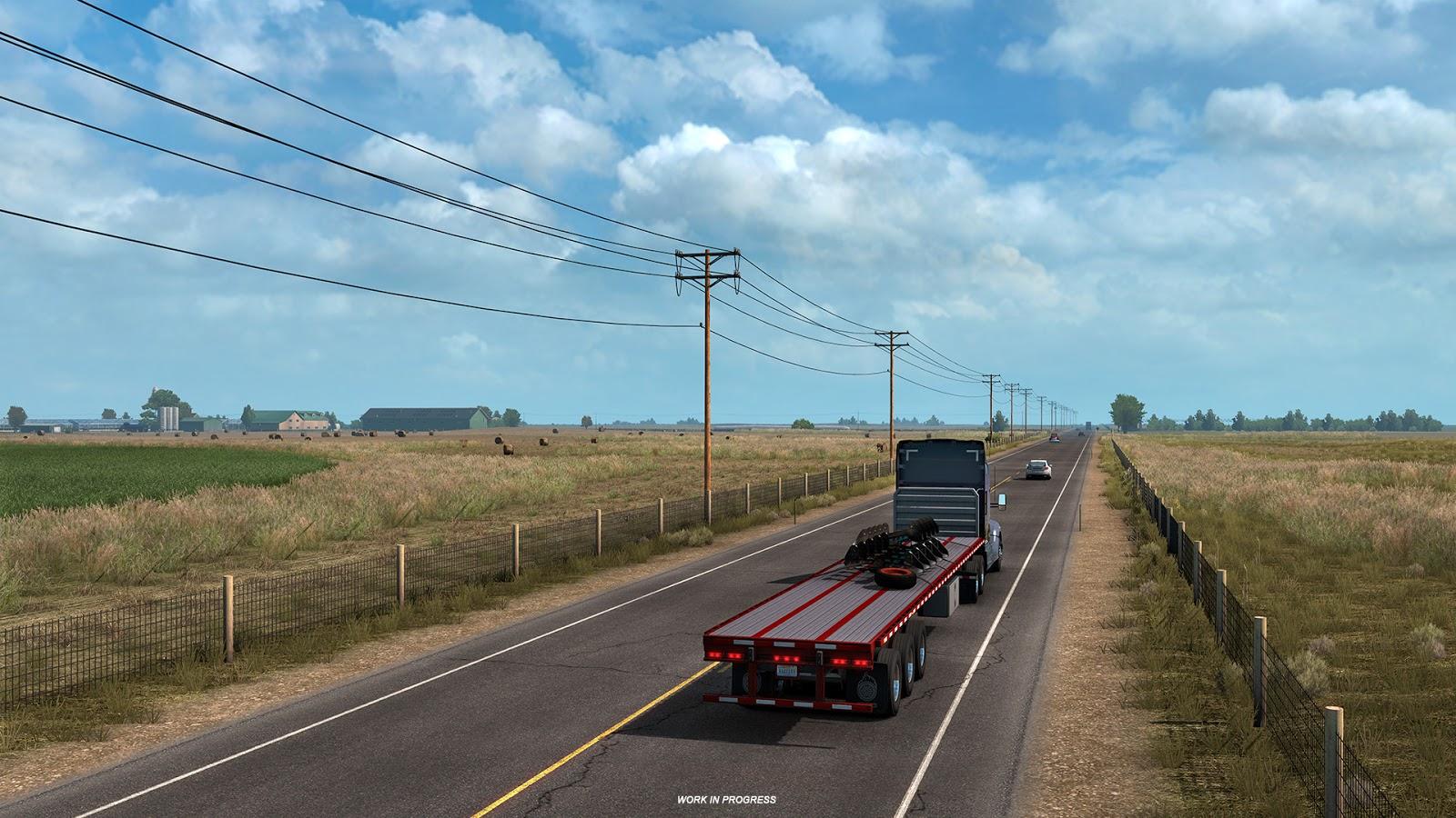 American Truck Simulator Colorado Llanuras 5