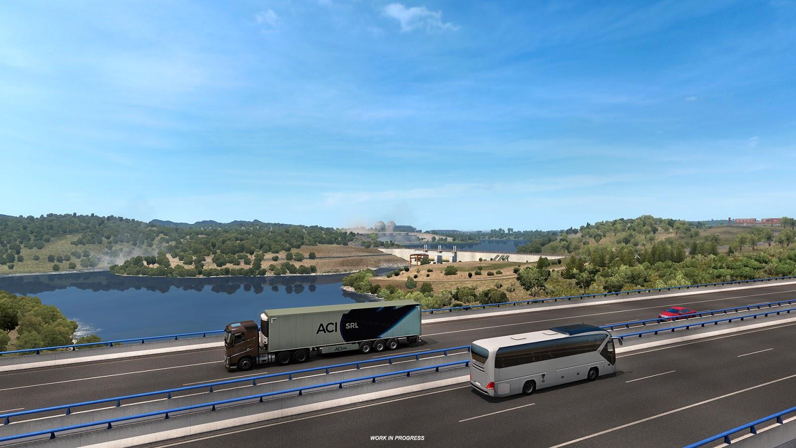 Euro Truck Simulator 2 Iberia Energia 8