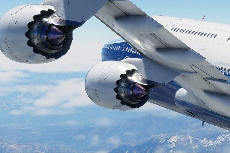 lanzamiento de Microsoft Flight Simulator