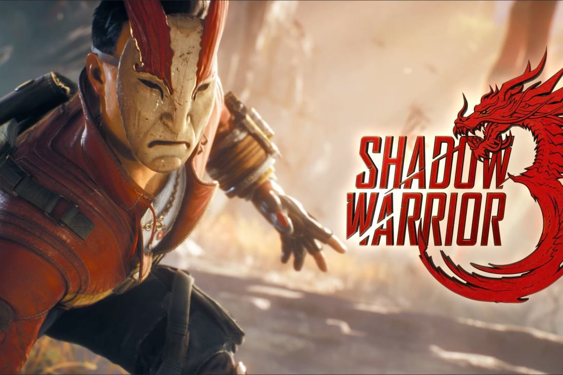 anunciado Shadow Warrior 3