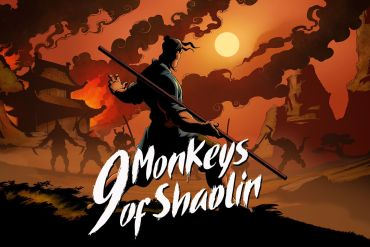 lanzamiento de 9 Monkeys of Shaolin