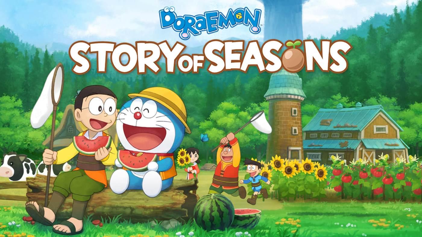 Doraemon Story of Seasons Art