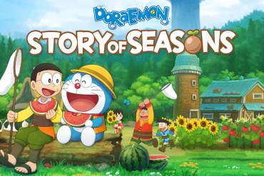Doraemon Story of Seasons Art
