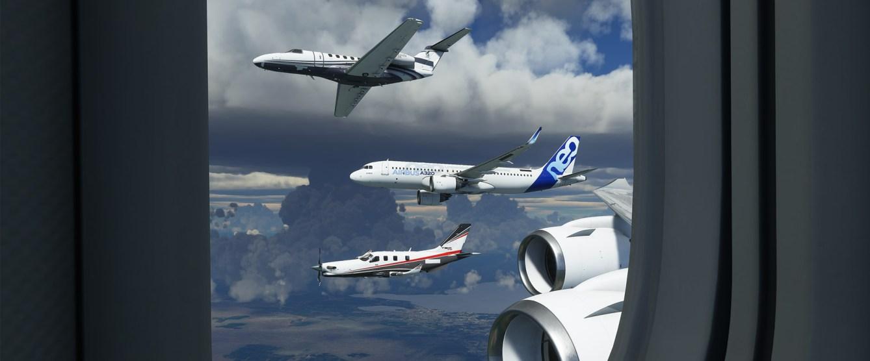 Microsoft Flight Simulator Analisis Texto 1