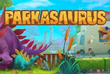 Parkasaurus Art