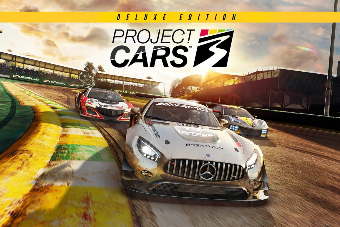 reservas Project CARS 3
