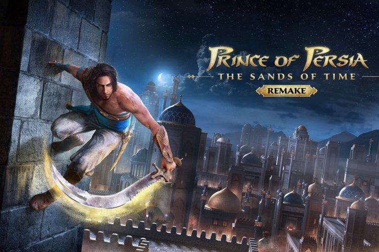 Prince of Persia Las Arenas del tiempo Remake