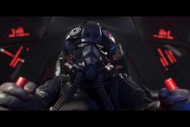 persecución Star Wars: Squadrons