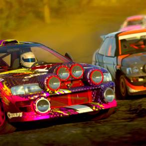 vehículos Rally Cross DiRT 5