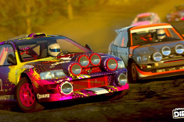 vehículos Rally Cross DiRT 5