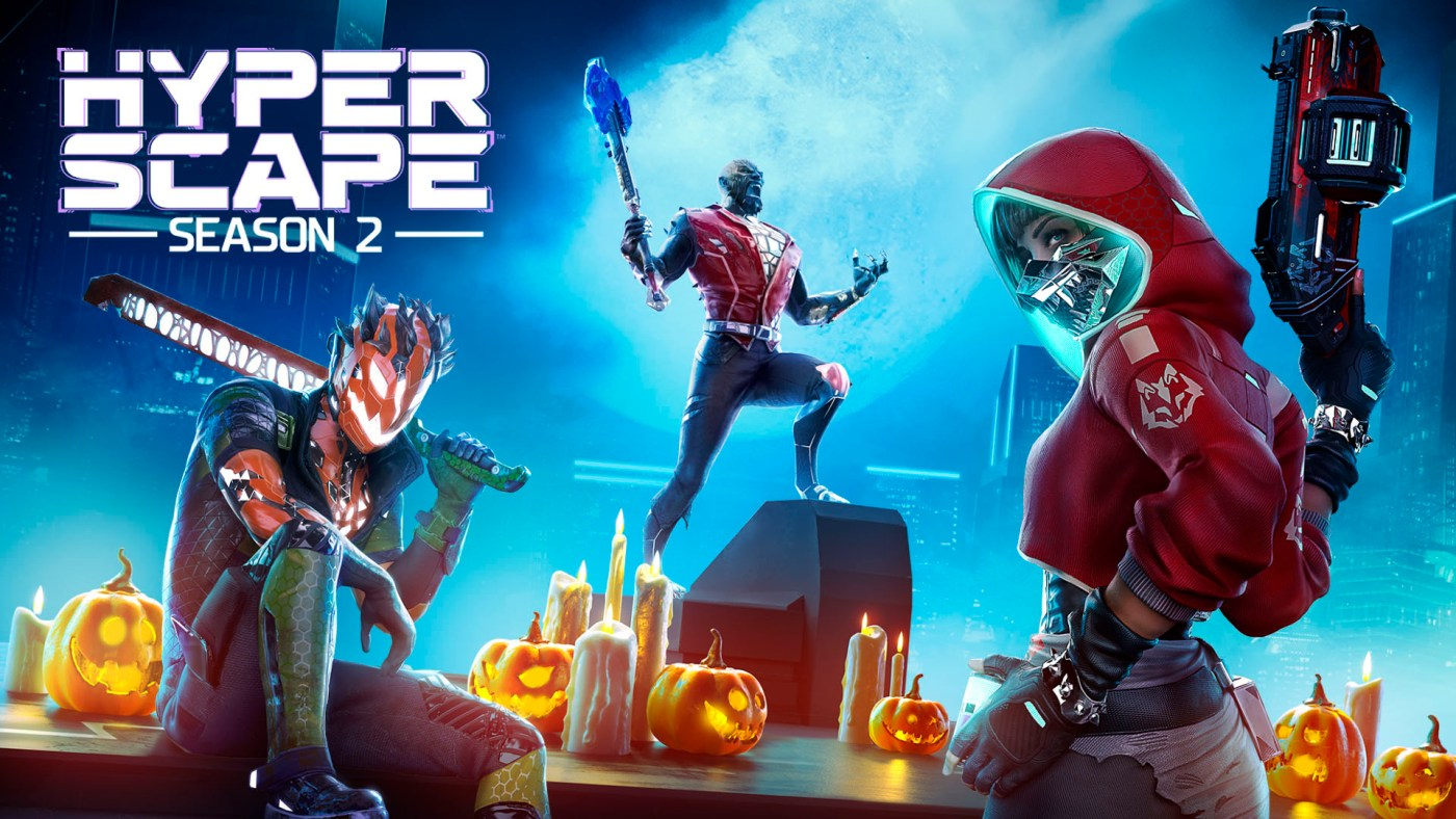Halloween Hyper Scape