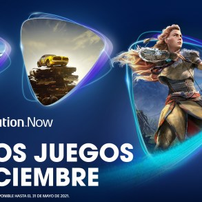 PlayStation Now diciembre 2020