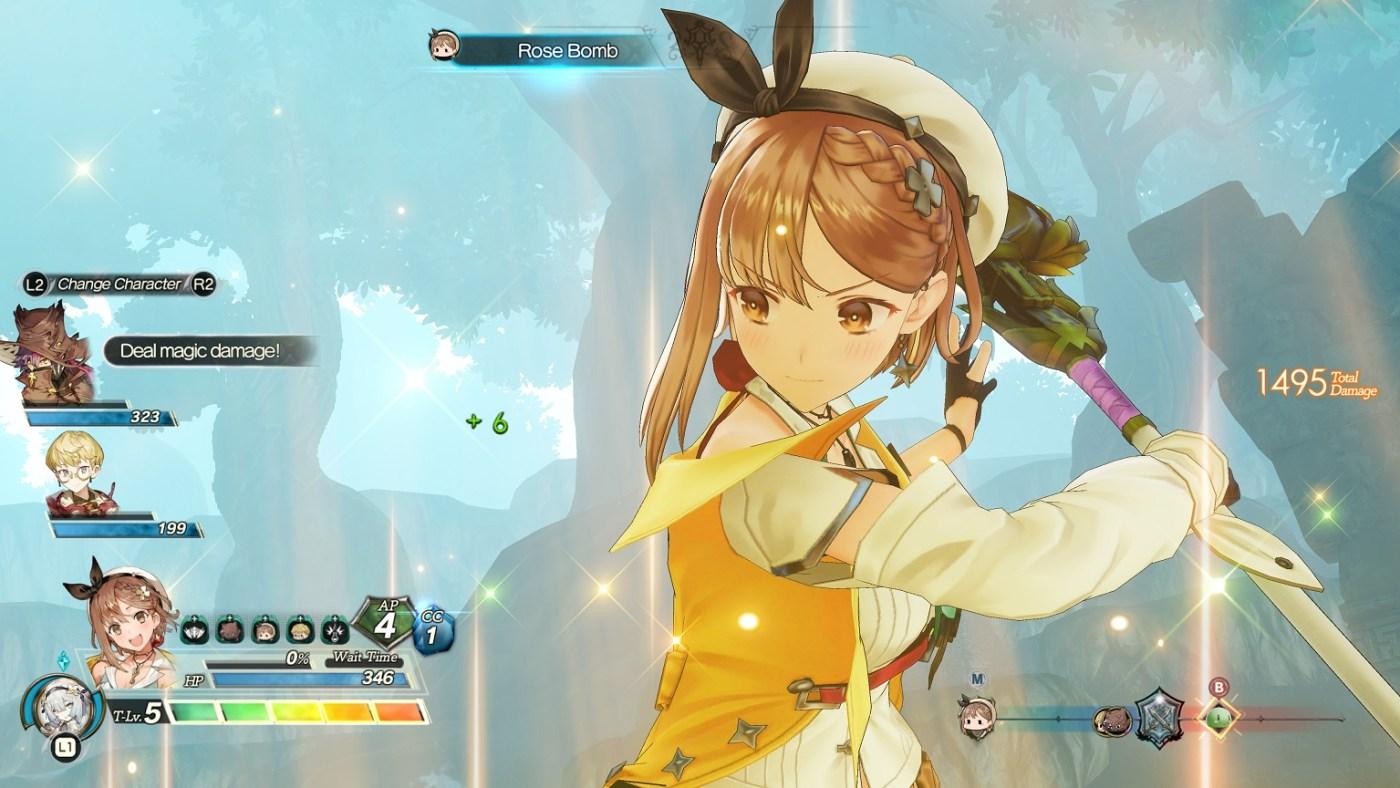 Atelier Ryza 2 Lost Legends the Secret Fairy KE