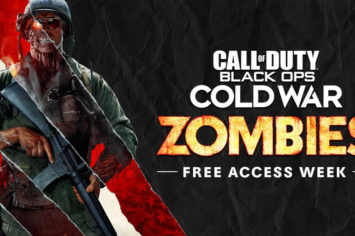 Call of Duty: Black Ops Cold War Zombies gratis