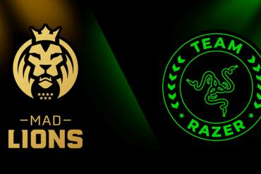 MAD Lions se une al Team Razer