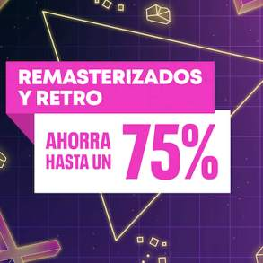 PS Store Remasterizados y Retro 2