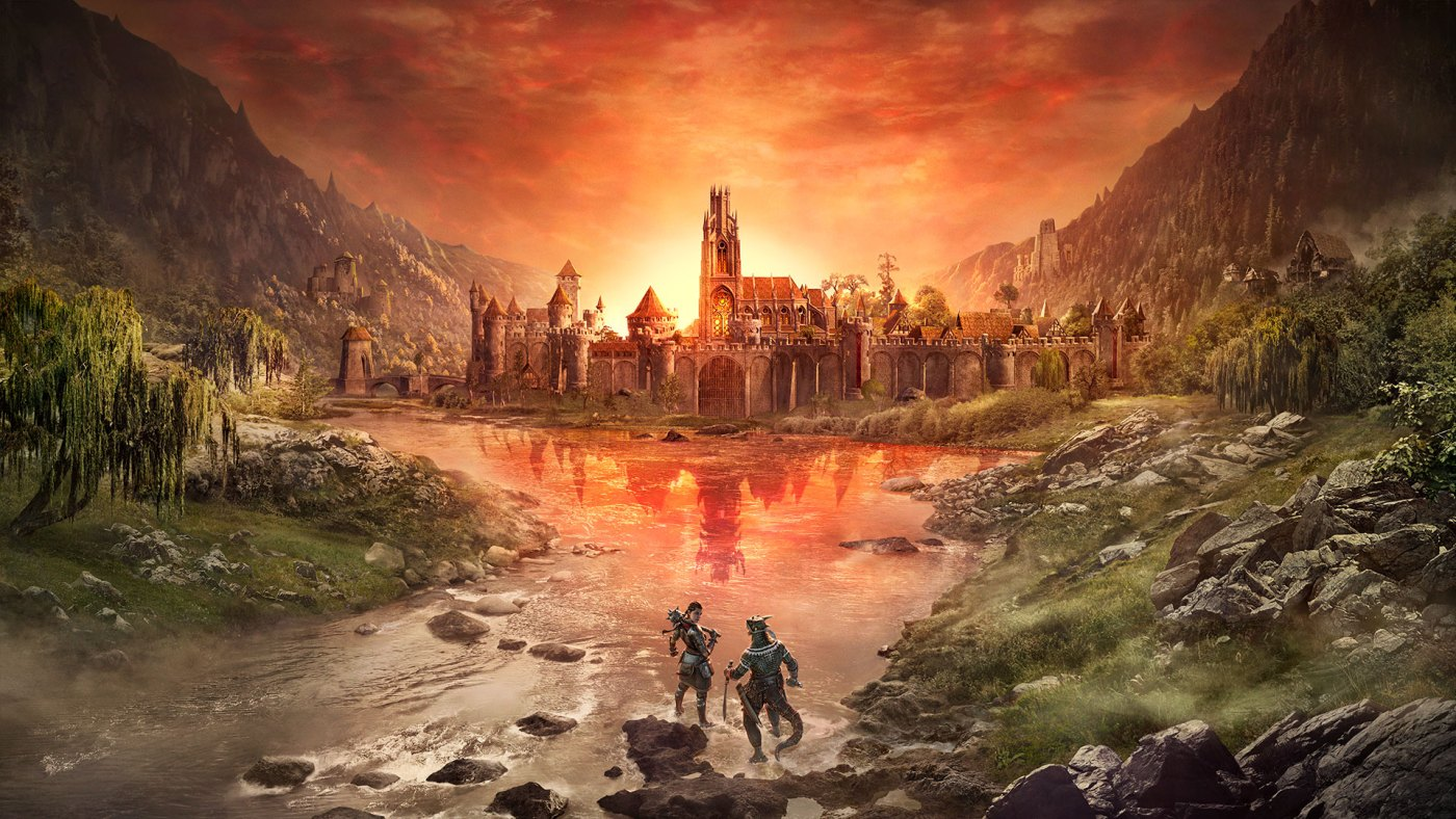 The Elder Scrolls Online Badlands