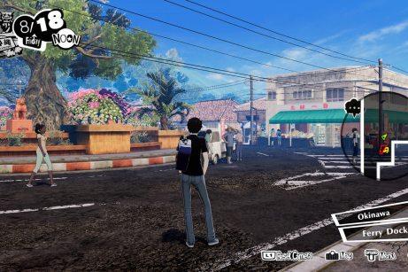 Persona 5 Strikers Trke