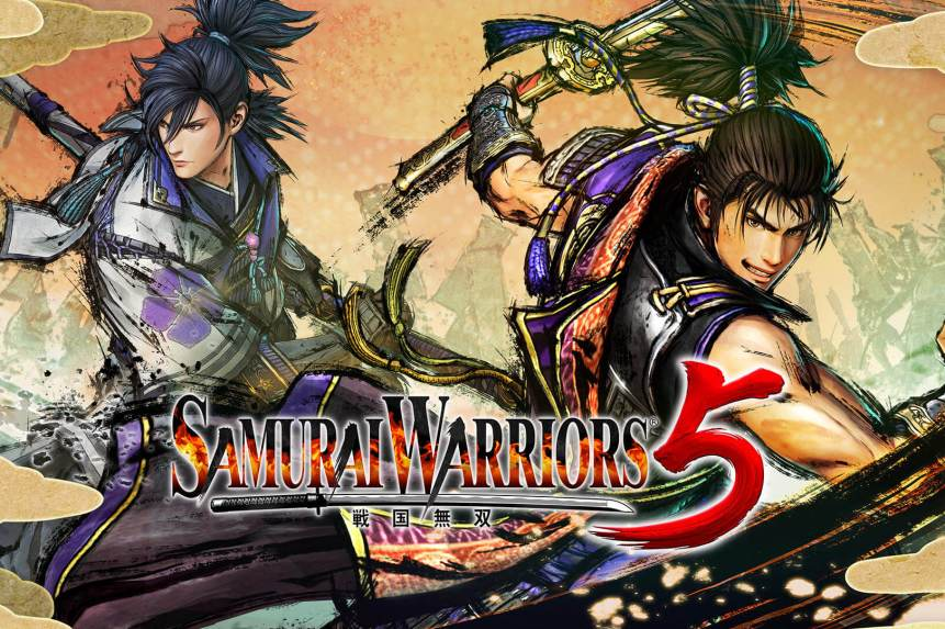 SAMURAI WARRIORS 5 Art