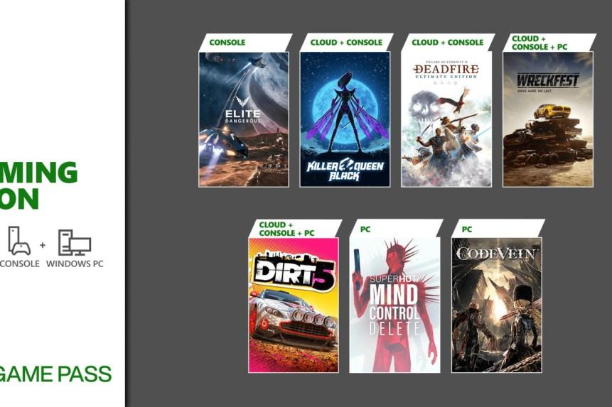 Xbox Game Pass Febrero 2021 2