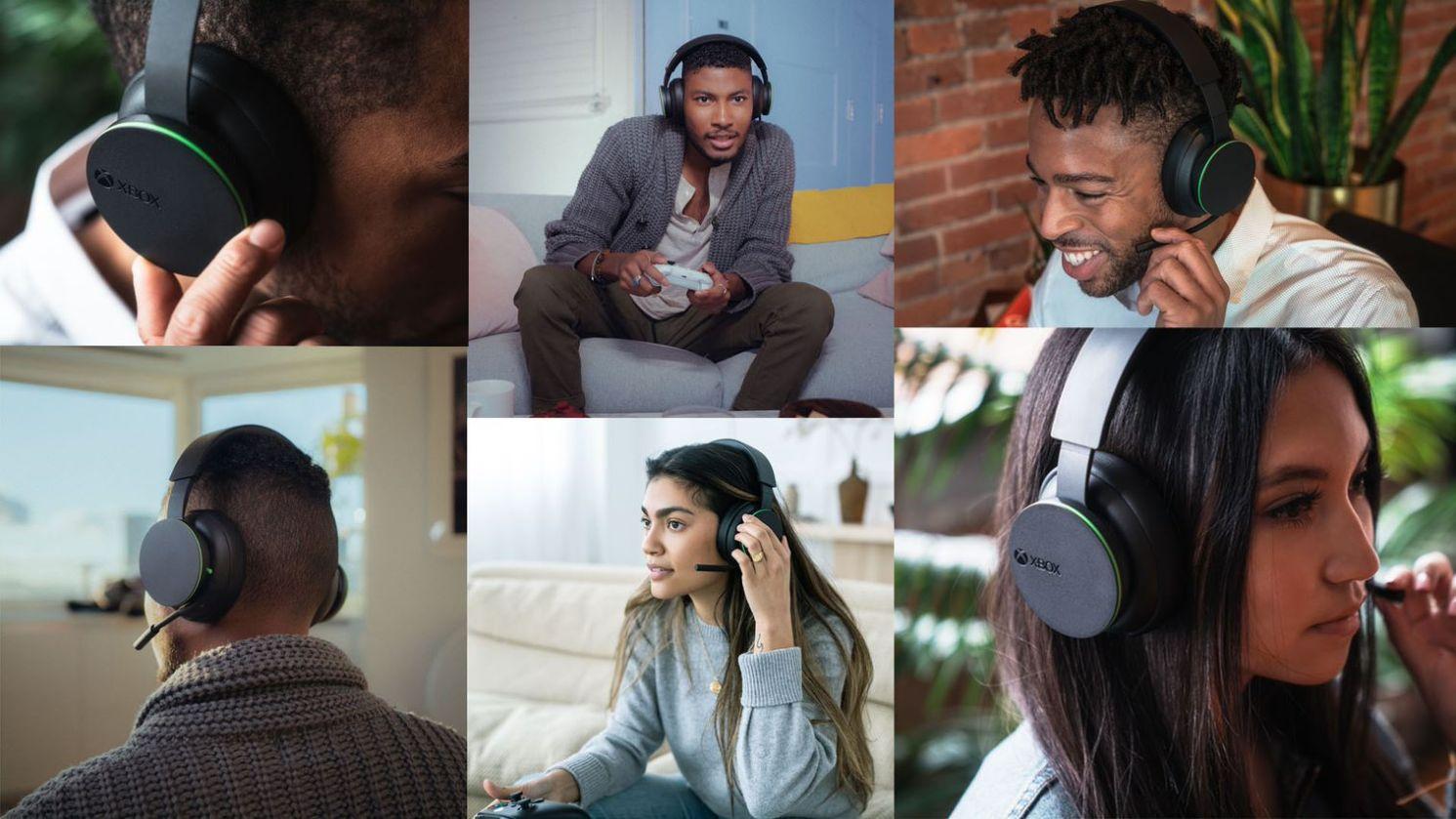Xbox Wireless Headset Anuncio