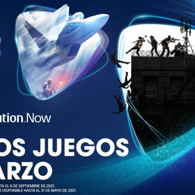 PS Now Marzo 2021