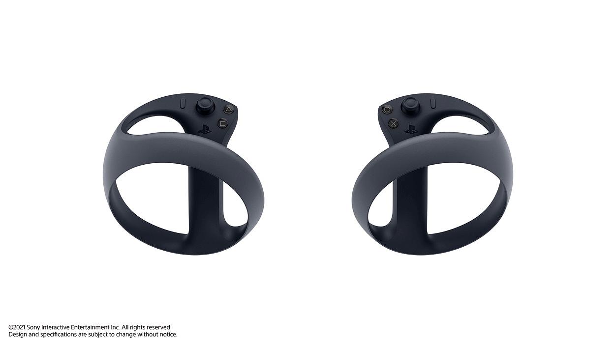 controlador para PlayStation VR