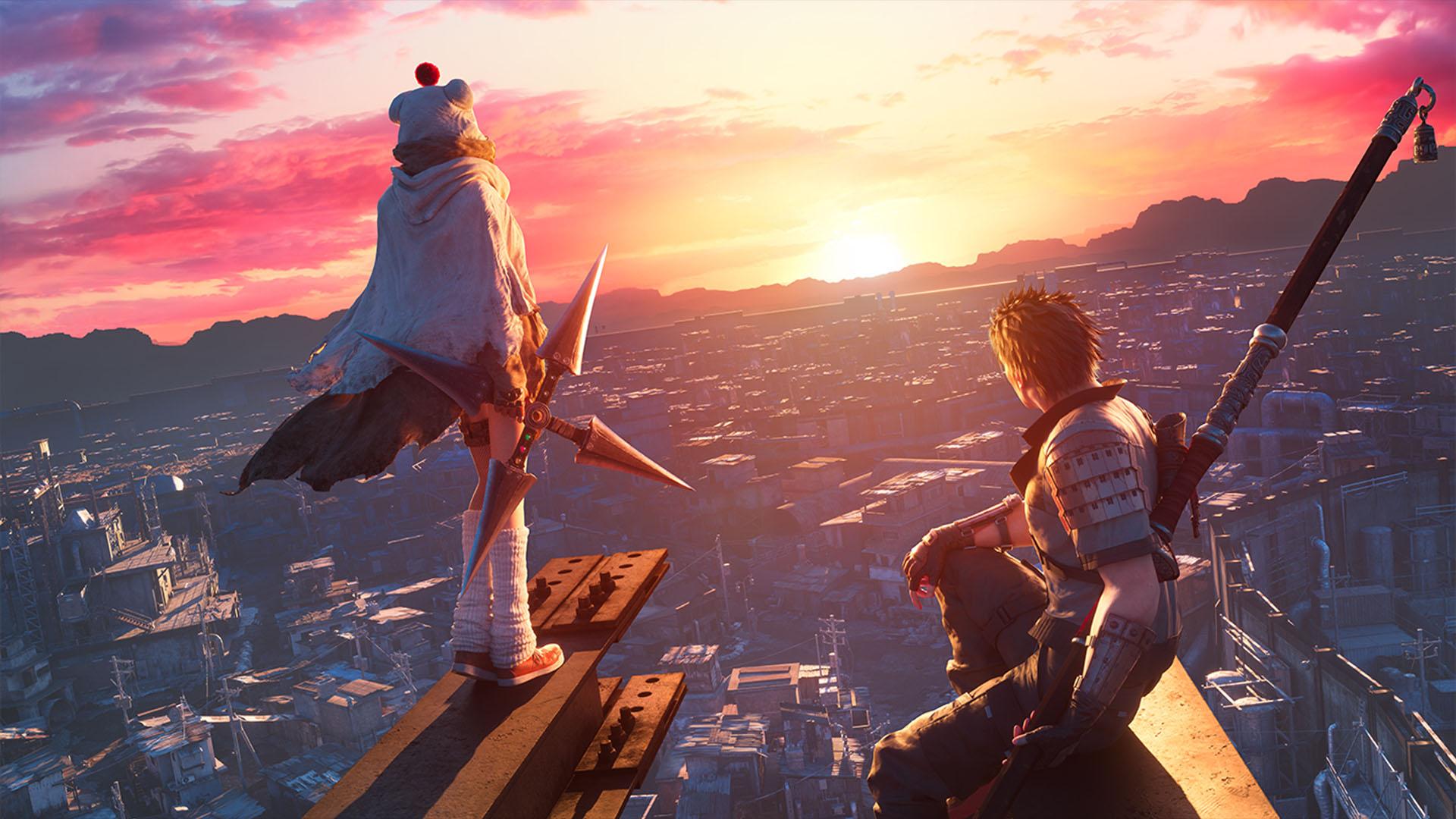 Final Fantasy VII Remake – INTERmission