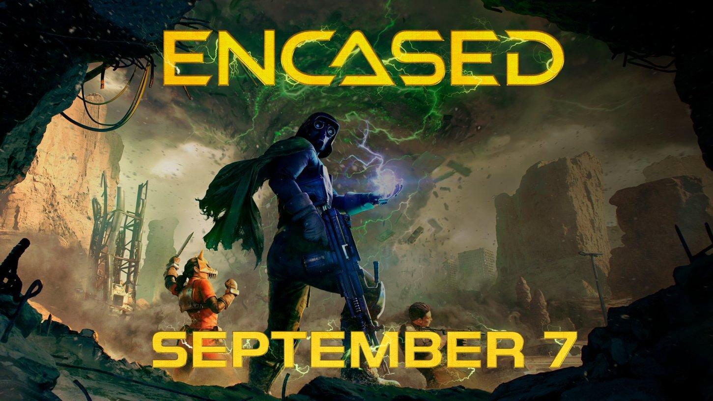 lanzamiento de Encased