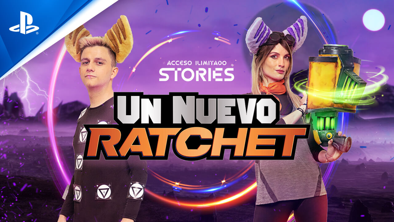 Un Nuevo Ratchet