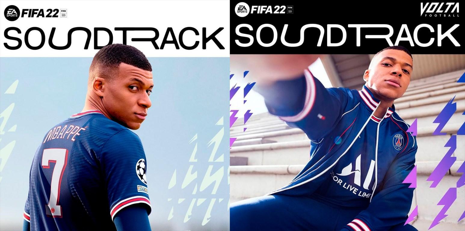 banda sonora de FIFA 22