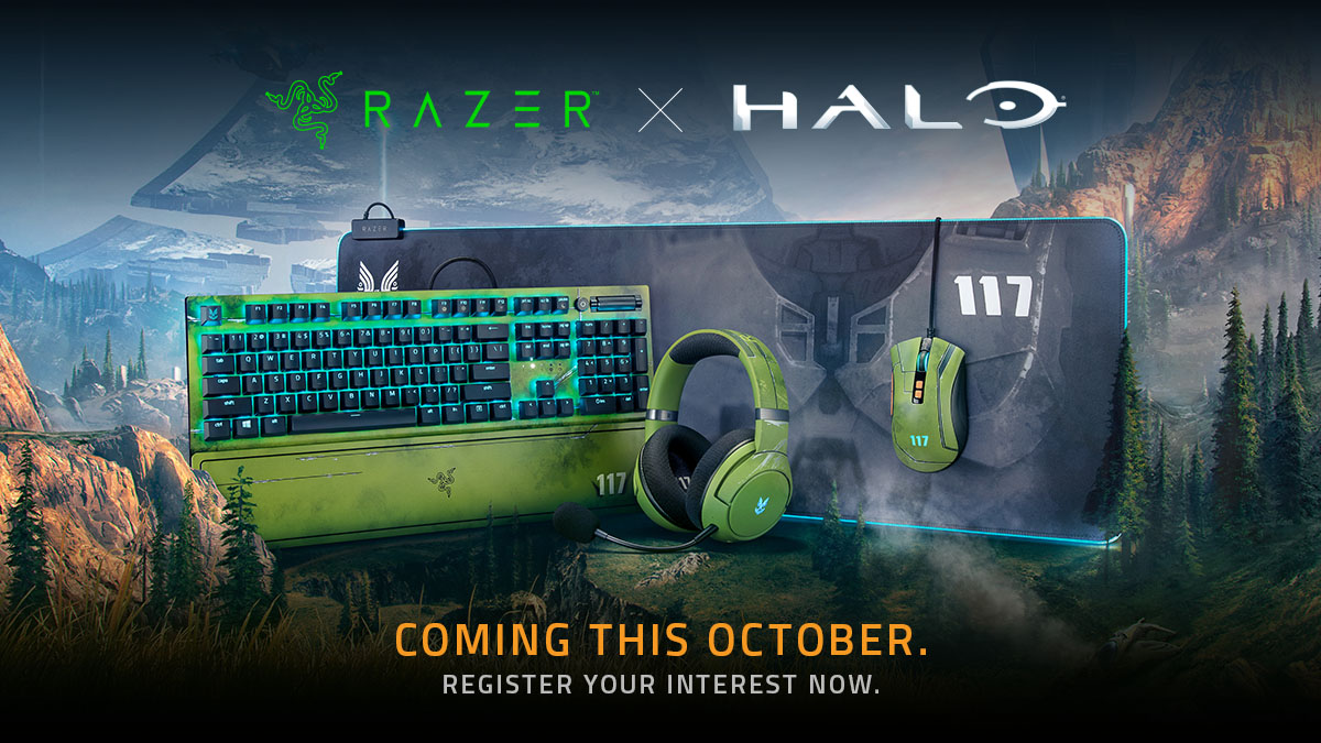 productos Razer Halo Infinite