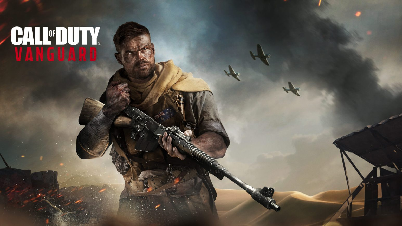 campaña de Call of Duty: Vanguard