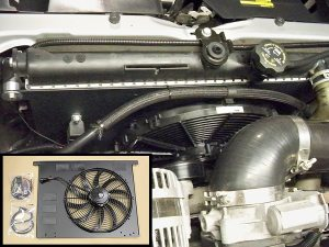Hummer H3 Complete Electric Fan Kit – PCM of NC, Inc