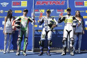 Superpole GP Republica Checa