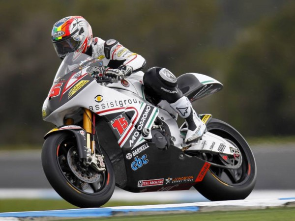 Alex de Angelis Phillip Island