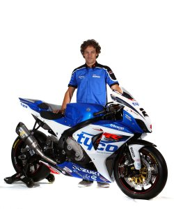 Josh Brookes signs for Tyco Suzuki