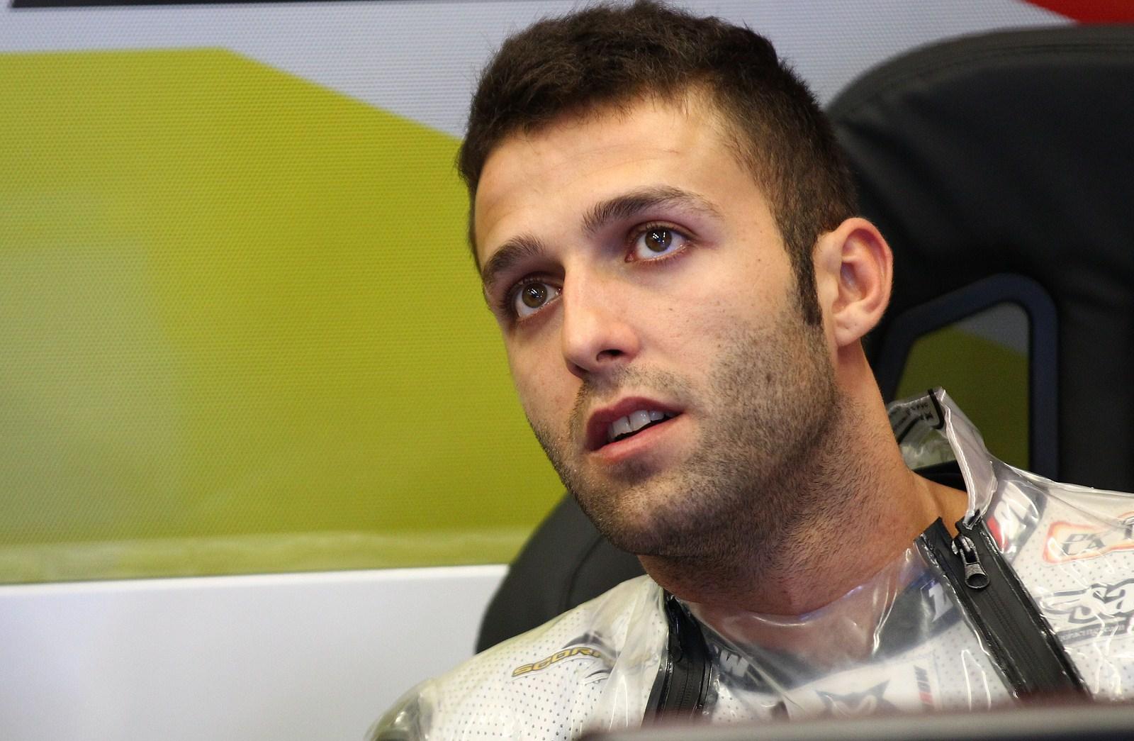 Angel Rodriguez, Moto2, Spanish MotoGP 2012