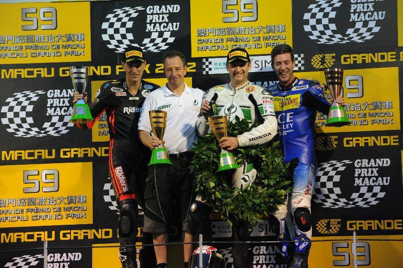 Rutter-podium